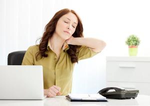Massage für Mitarbeiter in Unternehmen