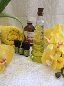 Primavera Massageöl