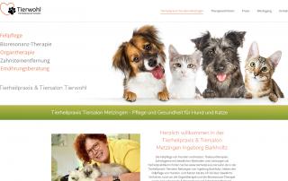Tierheilpraxis Tiersalon Metzingen Ingeborg Barkholtz